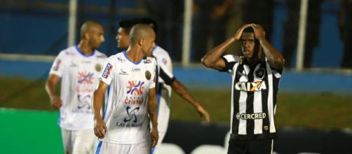 Botafogo foi eliminado por um time semi-amador na 1ª fase.