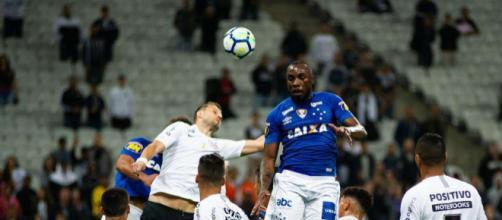 Cruzeiro x Corinthians começam a decidir a Copa do Brasil 2018.