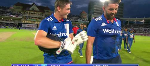 England v Sri Lanka live streaming on Sky Sports (Image via Sky Sports screencap)