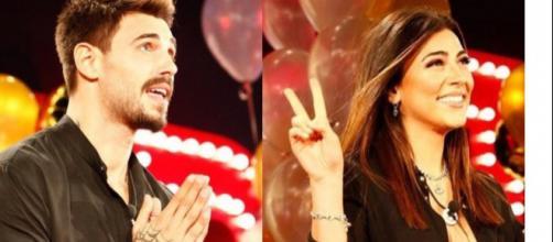 Francesco Monte e Giulia Salemi si sarebbero baciati la scorsa notte nella Casa del GF.
