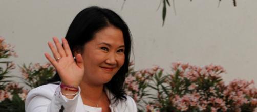 Keiko Fujimori fue arrestada por presunto de lavado de dinero