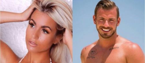 Le premier bisou entre Julien Bert et Carla Moreau provoque la moquerie des internautes
