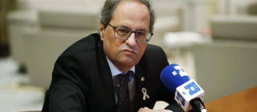 Los comunes de Cataluña pueden salvar el gobierno de Torra