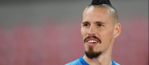 Marek Hamsik veut faire savoir au PSG que Naples est prêt à l'affronter