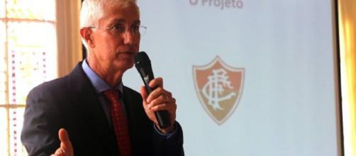 Pedro Antônio deve vir como candidato da situação à presidência do Fluminense (Foto: Extra On-Line)