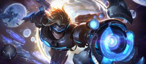 Pulsefire Ezreal actualización 8.20 de League Of Legends