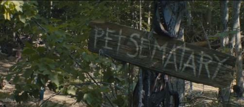 """The first trailer is out for the latest film adaptation of Stephen King's """"Pet Sematary."""" [Image Paramount Pictures UK/YouTube]"""