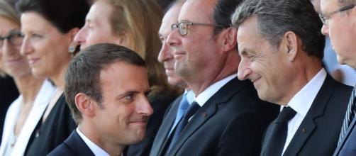 Un déjeuner Sarkozy-Macron le 1er octobre dernier