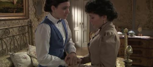Spoiler Una Vita: Leonor diventa l'amica di Blanca dopo essere tornata ad Acacias 38