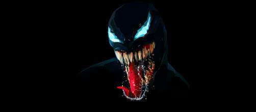 Vilão Venom desenhado por um fã