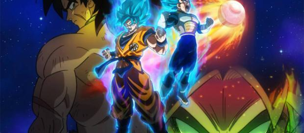 Dragon Ball Super Broly: Beziehung zur früheren Geschichte