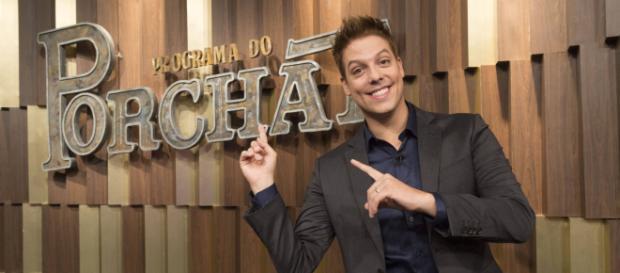 Fábio Porchart apresentou seu programa na última segunda-feira (8). (foto reprodução)