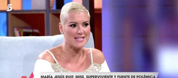 """María Jesús Ruiz rompe a llorar en 'Viva la vida': """"Soy una mala ... - bekia.es"""