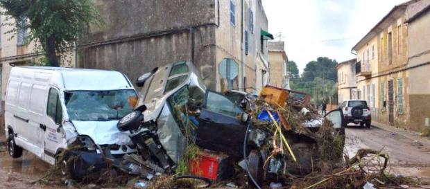 Piogge torrenziali su Maiorca, almeno 9 morti e decine di dispersi ... - mediaset.it