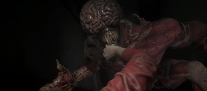 Resident Evil 2 Update: Claire Redfield fights Licker monsters in new gameplay [VIDEO]
