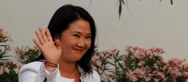 Keiko Fujimori fue arrestada por presunto lavado de dinero