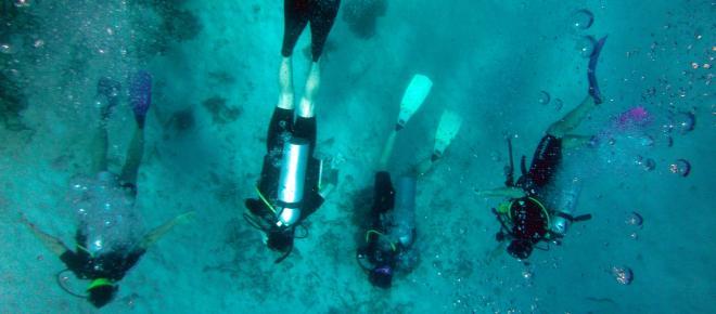 Some scuba-diving tips for seniors