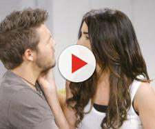 Beautiful Steffy Forrester e Liam Spencer.