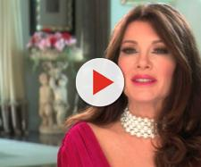 Lisa Vanderpump is seen on 'RHOBH.' [Photo via Bravo/YouTube]