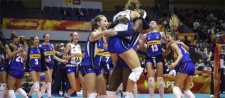 Italia-USA 3-1, nona vittoria consecutiva per una squadra fantastica ai Mondiali femminili di volley 2018