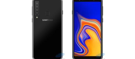 Samsung Galaxy A9, arriva lo smartphone con 4 fotocamere