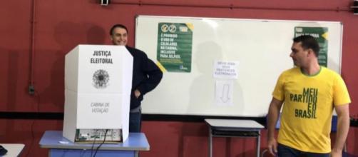 Bolsonaro ficou com mais de 50 dos votos em duas ocasiões