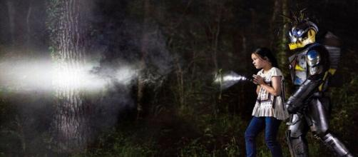 Filmmaker Paulina Lagudi's latest film is called 'Mail Order Monster'. / Image via Clint Morris, October Coast PR, used with permission.