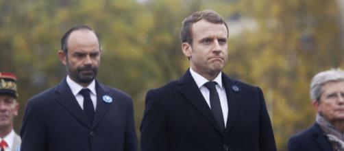 Macron en Seine-Saint-Denis : tensions sur le dossier du RSA - lefigaro.fr