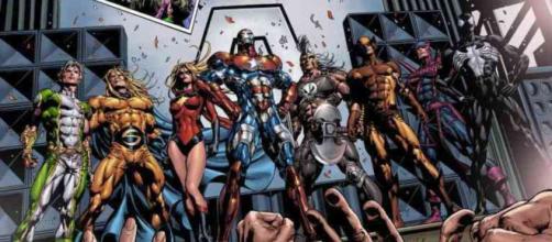 Os Vingadores Sombrios de Norman Osborn.