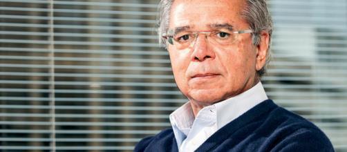 """Paulo Guedes, """"guru econômico"""" de Jair Bolsonaro."""