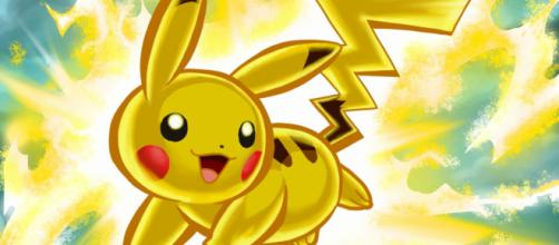 Pikachu, o mascote da Pokémon Company.