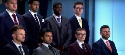 The boys team face the firing line (Image credit: Screen grab/Youtube.com)