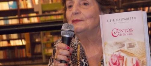 Zíbia Gasparetto: sucesso com mais de 18 milhões de livros espíritas vendidos em todo o mundo