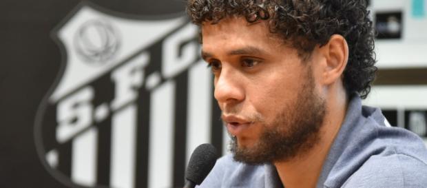 Ferraz falou como será o reencontro com Jair Ventura. (foto reprodução)
