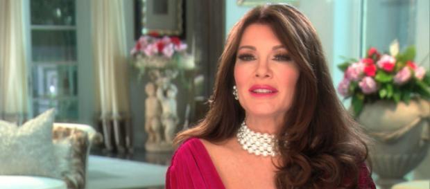 Lisa Vanderpump is seen on 'RHOBH.' [Photo via Bravo/YouTube]