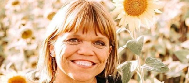 Little People, Big World Amy Roloff tells fans she's not wearing an engagement ring - Image credit - amyjroloff | Instagram