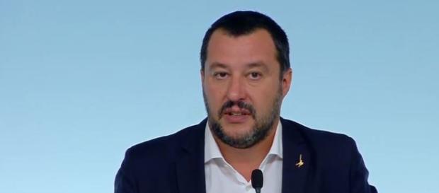 Matteo Salvini attacca il presidente dell'Inps Tito Boeri