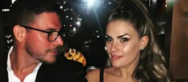 Vanderpump Rules star-couple Jax Taylor and Brittany Cartwright have secured their wedding. [Image Source: Gossip And More - YouTube]