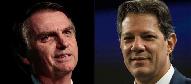 Brésil : Bolsonaro et Haddad tentent de convaincre
