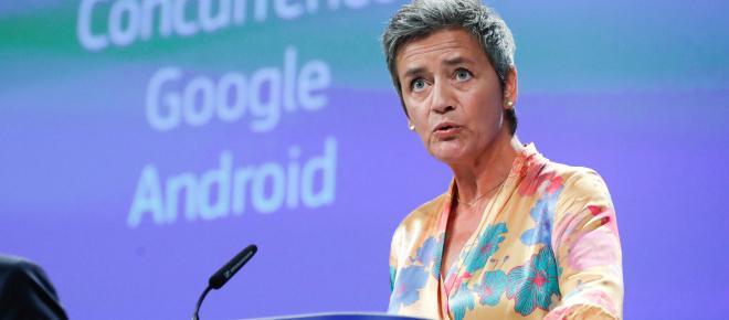 Google se defiende ante la multa impuesta por la UE por abuso de dominio con Android