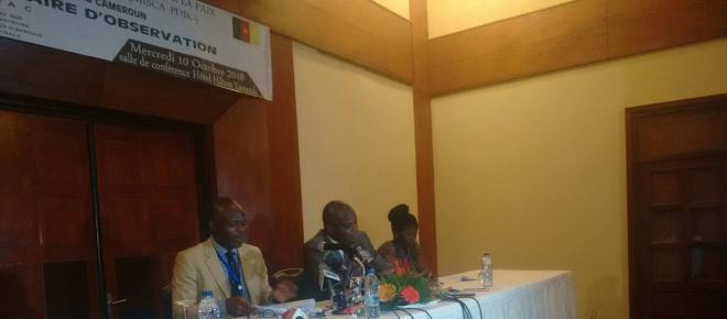 Cameroun : la MISCA PDBG assure une transparence effective lors du scrutin 2018