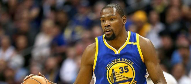 Kevin Durant podría dejar a los Warriors al final de temporada (Rumores)
