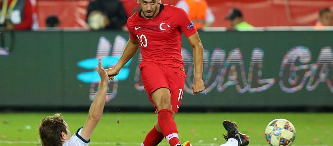 Freundschaftsspiel Türkei vs. Bosnien & Herzegowina 0:0