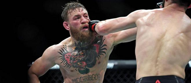 UFC : Conor McGregor promet de revenir