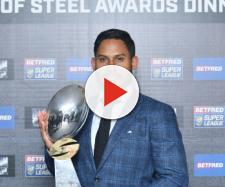 Ben Barba received the Man of Steel, but controversy took hold when the list of how players voted was revealed. (Image Source - totalrl/Youtube)