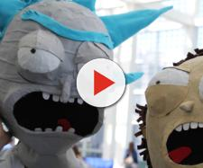 """Rick and Morty"" cosplay (Image Credit: William Tung / Wikimedia)."