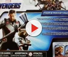 The surviving MCU heroes will have new matching armor in 'Avengers 4' [Image Credit: Emergency Awesome/YouTube screencap]
