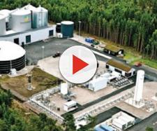Una centrale di biometano, la nuova risorsa