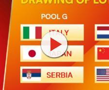 Volley, Mondiali femminili in Giappone: i due gironi della Final 6