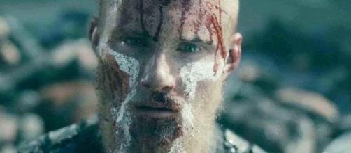 Bjorn em Vikings - Reprodução - History